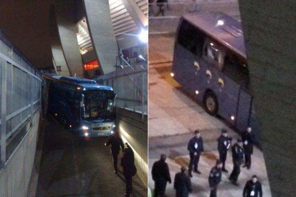 El Chelsea casi no llega a su cita con el PSG debido a un accidente