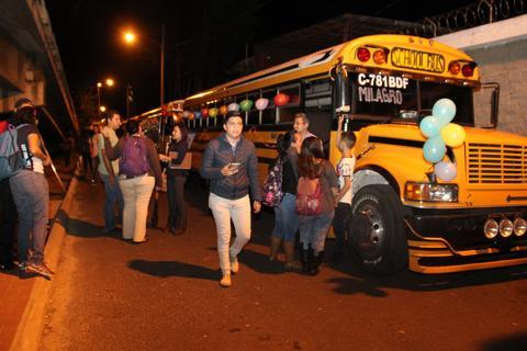 En estas rutas habrá buses gratuitos para estudiantes de la USAC