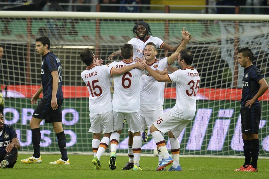 El AS Roma lidera el Calcio con paso perfecto