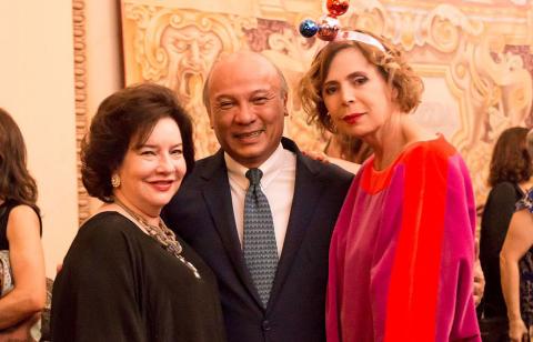 Las redes se indignan con el evento personal del Ministro en Palacio