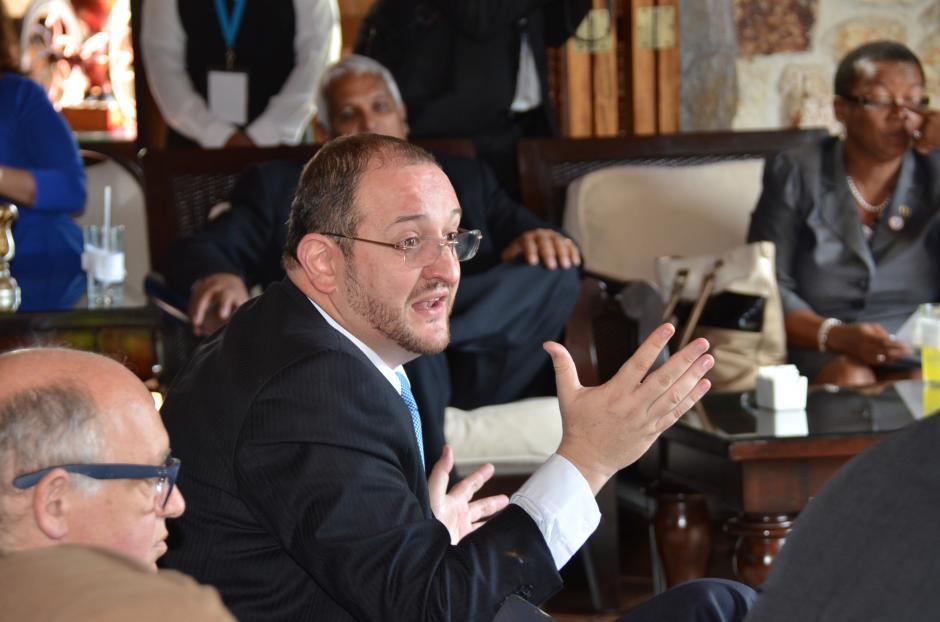 Cancillería guatemalteca no da por perdida la Reforma Migratoria