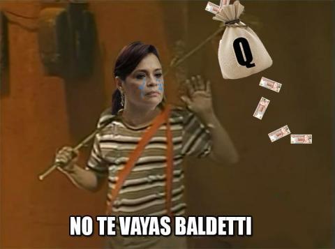 Inicia ola de memes tras renuncia de Roxana Baldetti