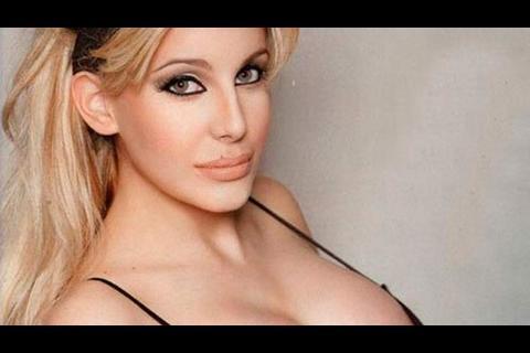 Charlotte, la hermosa hija del astro argentino Claudio Caniggia