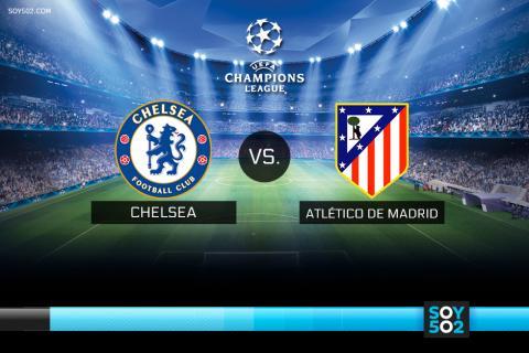 Seguimiento en directo: Chelsea-Atlético de Madrid