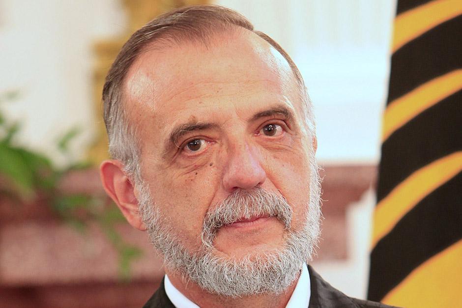 Velásquez refrenda validez del  informe Jueces de la Impunidad