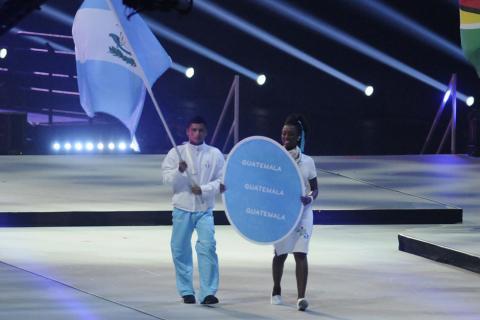 Concluyen los Juegos Panamericanos con una colorida ceremonia