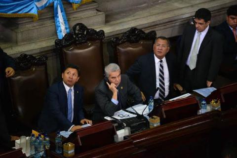 Congreso aplaza elección de Vicepresidente por falta de consensos