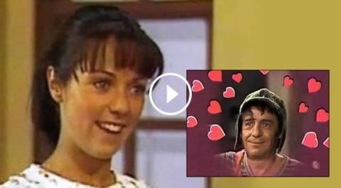 """Así luce hoy """"Patty"""", el amor platónico de El Chavo del 8"""