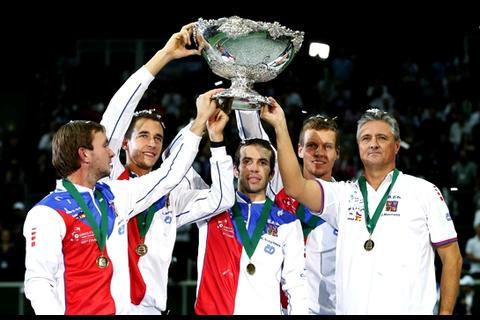 República Checa y Suiza son los favoritos para ganar la Copa Davis