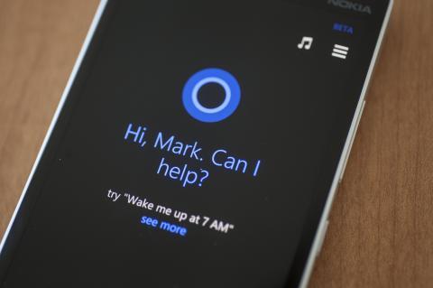 Microsoft inicia pruebas del asistente personal Cortana en iOS