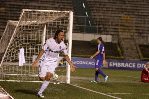 Cremas vencen a Bayamón en la Liga de Campeones de Concacaf