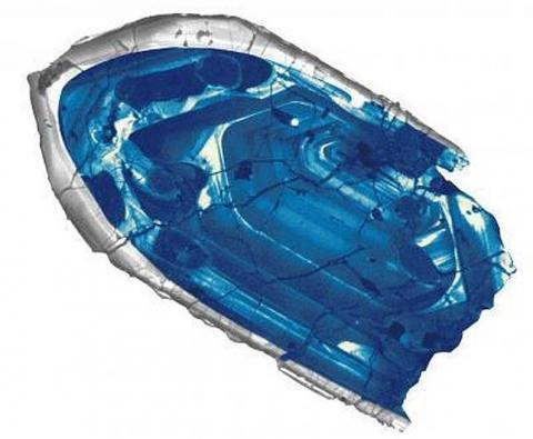 Encuentran en Australia el fragmento de corteza terrestre más antiguo