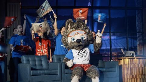 Zabivaka, la mascota de Rusia 2018 y el recorrido desde 1966