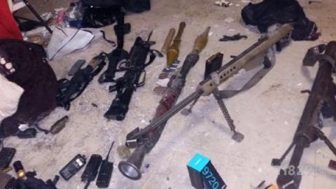 """Rifle hallado en la casa de """"El Chapo"""", vinculado a """"Rápido y Furioso"""""""