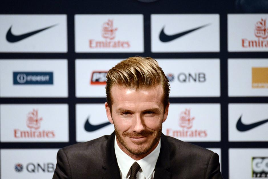 David Beckham aún retirado produce millones de dólares