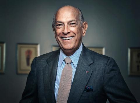 Oscar de la Renta, el gran caballero de la moda, muere a los 82 años