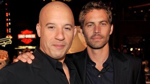 """Vin Diesel recuerda a Paul Walker en el set de """"Rápidos y Furiosos 8"""""""