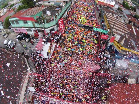 Medio Maratón de Cobán celebró sus 40 años con una fiesta inolvidable