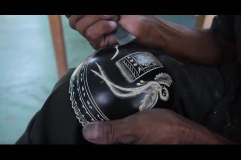"""Documental exalta la artesanía guatemalteca hecha con """"Morro"""""""