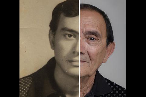 El antes y después de siete guatemaltecos que te sorprenderá