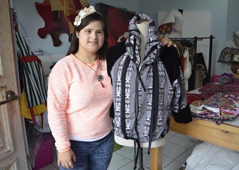 Down to Xjabelle: inocencia y frescura en cada prenda