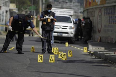 """Guatemala, Honduras y El Salvador: """"capitales mundiales del homicidio"""""""