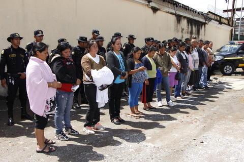 Capturados extorsionadores que acumularon 2.5 millones de quetzales