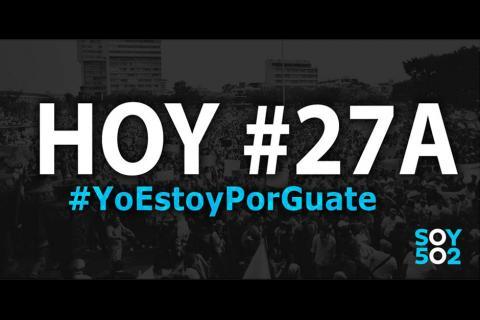 EN VIVO: Jornada de Paro Nacional #27A