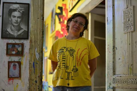 """La """"Escuela Frida Kahlo"""" sensibiliza con arte a los más pequeños"""