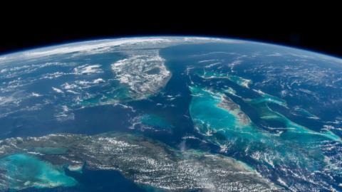 Astronauta publica espectaculares fotografías de la Tierra