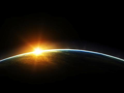 Reino Unido emitirá el primer programa de TV desde el espacio