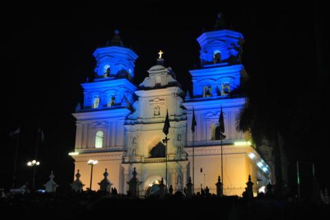 Basílica de Esquipulas quiere imponer su propia marca