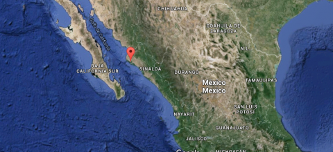 Sismo de magnitud 6.6 grados Richter sacude Baja California