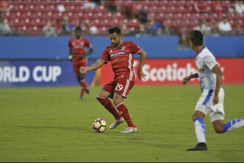 Carlos Ruiz y Marco Pappa vuelven a la acción en fase final de la MLS