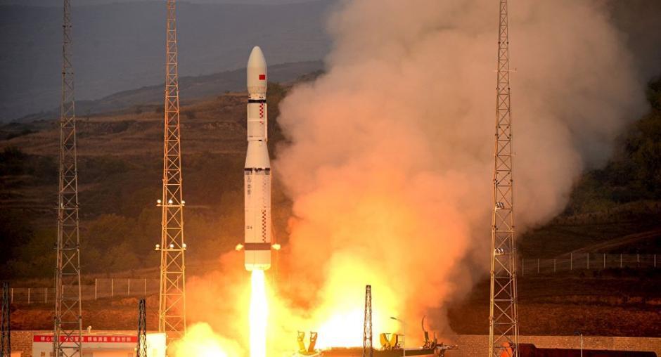 La historia de un cohete chino