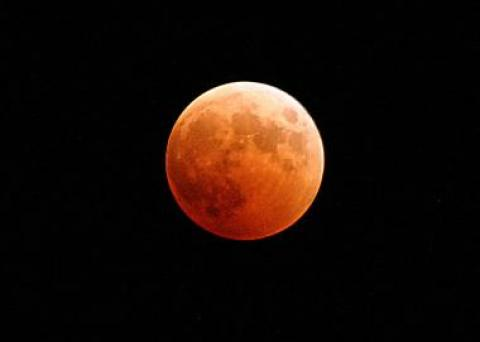 Guía para ver el eclipse del 8 de octubre