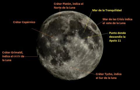 Mitos y realidades sobre la superluna