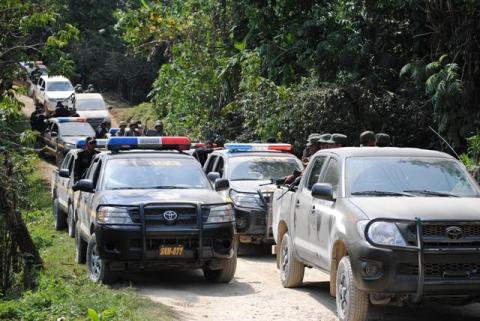 Presidente autoriza grupo de alto nivel de seguridad Guatemala-México