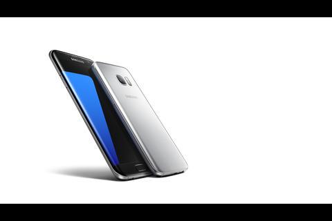 Samsung deslumbra con sus nuevos Galaxy S7 y Edge S7