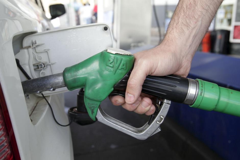Combustibles de nuevo al alza