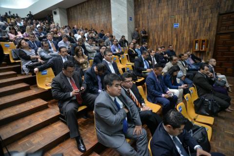 Juez Gálvez dicta arresto domiciliar para 19 implicados en Cooptación