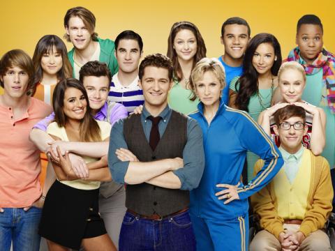 Los actores de Glee se reencuentran a un año del final de la serie