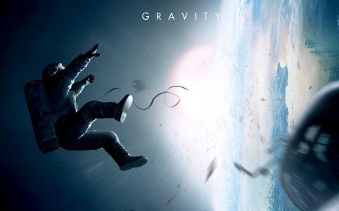 """El film estadounidense """"Gravity"""" recauda cifra récord"""