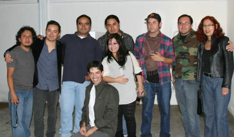 Once Artistas guatemaltecos exponen su obra en Ecuador