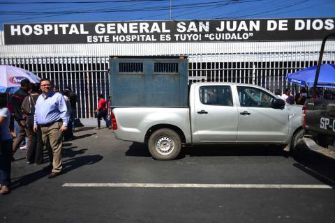 Identifican a primera víctima mortal del ataque en el San Juan de Dios