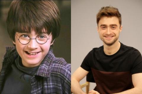 ¿Cómo se ven los protagonistas de Harry Potter tras 14 años?
