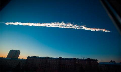 Encuentran en un lago ruso fragmento de meteorito de más de 300 kilos