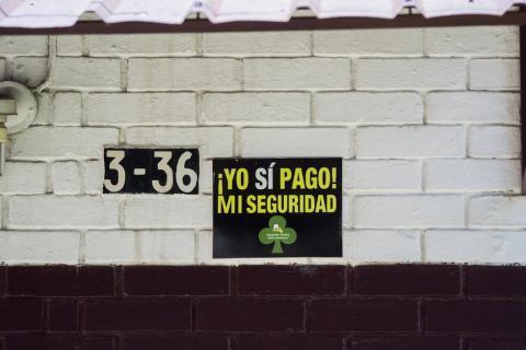 """""""Seguridad/Visualidad"""", exposición en """"La Casa"""""""