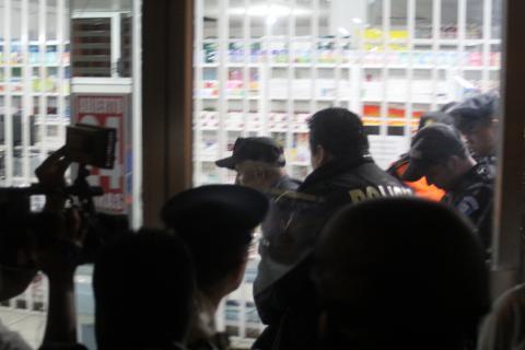 Momentos de terror en farmacia tras asesinato de funcionaria municipal
