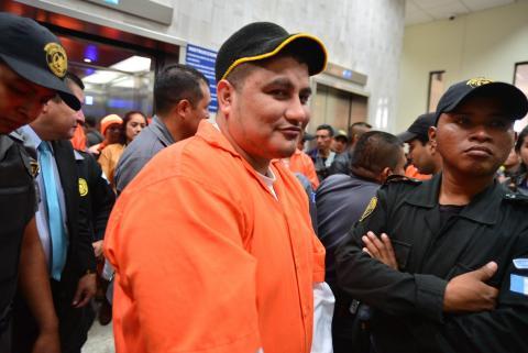 Guayo Cano ordenó que quemaran a jefe policial de Salcajá